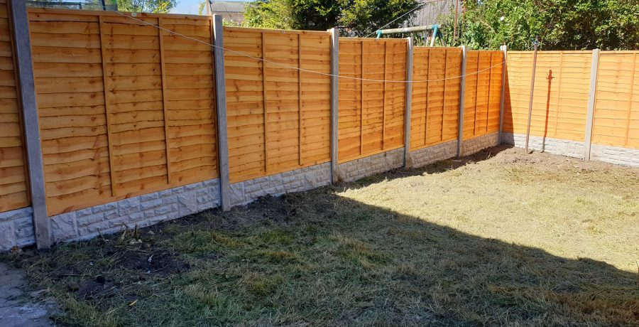 fence for about